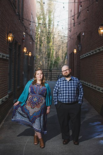Ellicott City is For Lovers, An Engagement Session 17