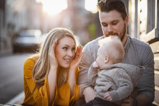 Sunset Family Portraits with Greg on the Streets of Downtown Annapolis 12