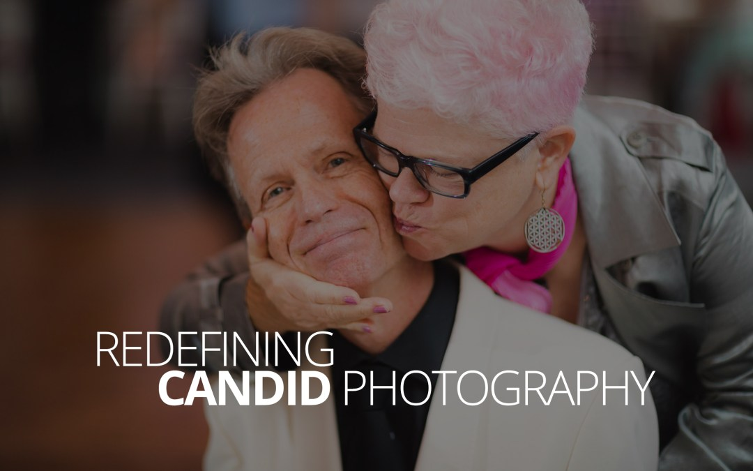 Redefining Candid Photography