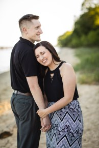 This Couple Just Got Married, Check Out Their Beach Engagement Photos 03