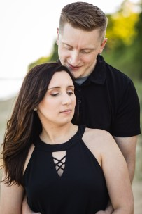 This Couple Just Got Married, Check Out Their Beach Engagement Photos 04