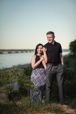 This Couple Just Got Married, Check Out Their Beach Engagement Photos 05