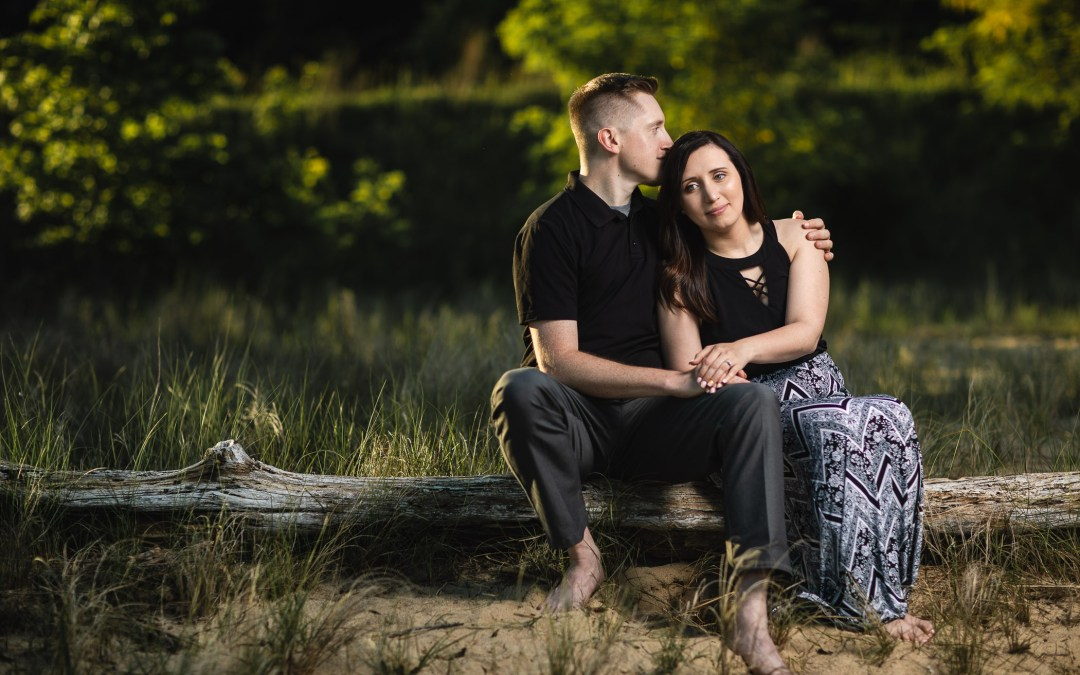 This Couple Just Got Married, Check Out Their Beach Engagement Photos