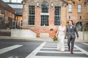 An Afternoon Wedding at The Woodberry Kitchen in Baltimore 10