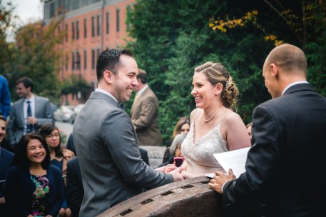 An Afternoon Wedding at The Woodberry Kitchen in Baltimore 18