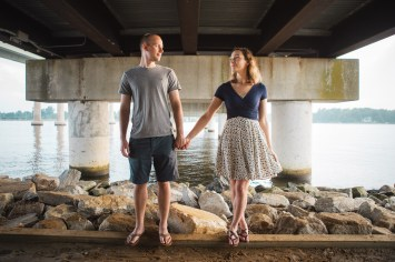 Wedding Imminent, A Low-Key Engagement Session in Annapolis 18