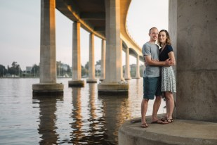 Wedding Imminent, A Low-Key Engagement Session in Annapolis 21