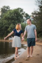 Wedding Imminent, A Low-Key Engagement Session in Annapolis 22