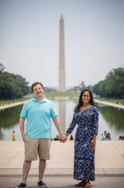 A Romantic Engagement Session from Felipe at The Kennedy Center in DC 26