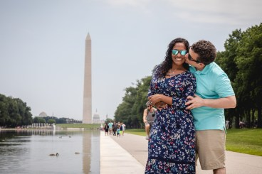 A Romantic Engagement Session from Felipe at The Kennedy Center in DC 27