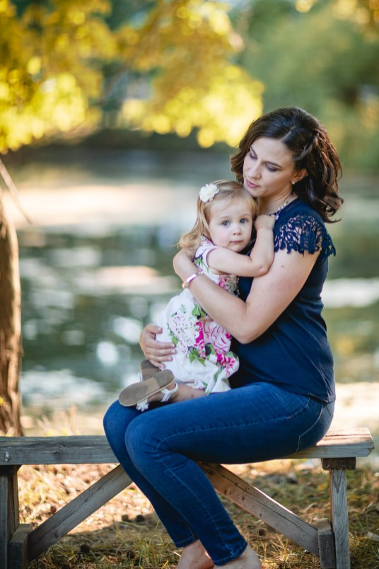 An Extended Family Portrait Session at the Garrison School 02