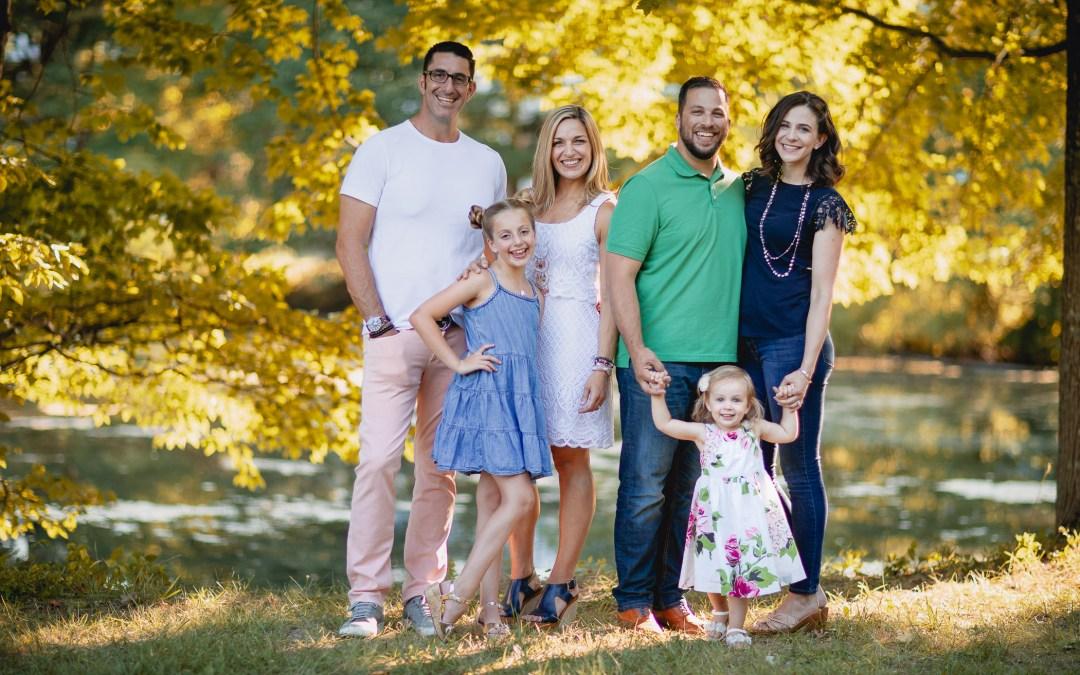 Garrison Forrest School Family Portraits | Joanna & Chip's Extended Family