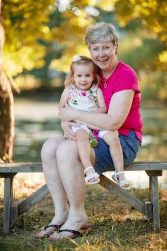 An Extended Family Portrait Session at the Garrison School 10