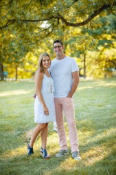 An Extended Family Portrait Session at the Garrison School 13