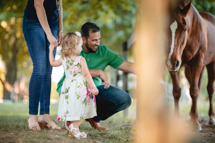 An Extended Family Portrait Session at the Garrison School 19
