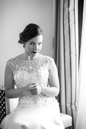 An Intimate September Wedding at The Loft at 600F & The National Portrait Gallery 08
