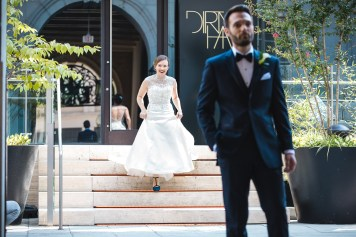 An Intimate September Wedding at The Loft at 600F & The National Portrait Gallery 12