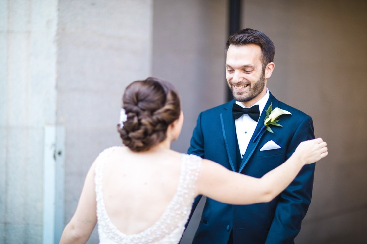 An Intimate September Wedding at The Loft at 600F & The National Portrait Gallery 14