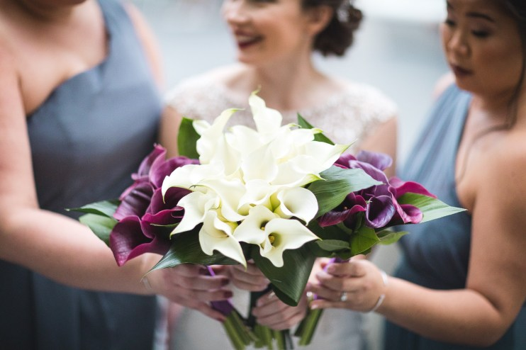 An Intimate September Wedding at The Loft at 600F & The National Portrait Gallery 20