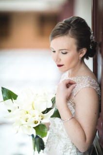 An Intimate September Wedding at The Loft at 600F & The National Portrait Gallery 28