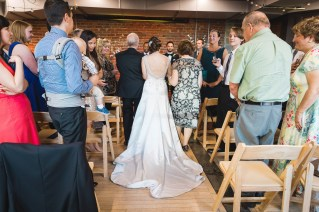 An Intimate September Wedding at The Loft at 600F & The National Portrait Gallery 51