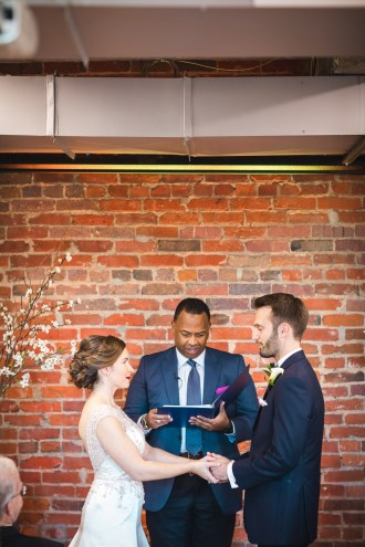 An Intimate September Wedding at The Loft at 600F & The National Portrait Gallery 57