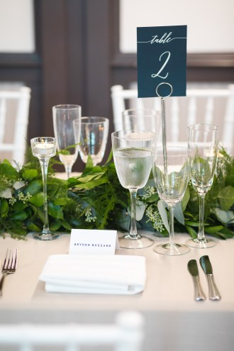 An Intimate September Wedding at The Loft at 600F & The National Portrait Gallery 66