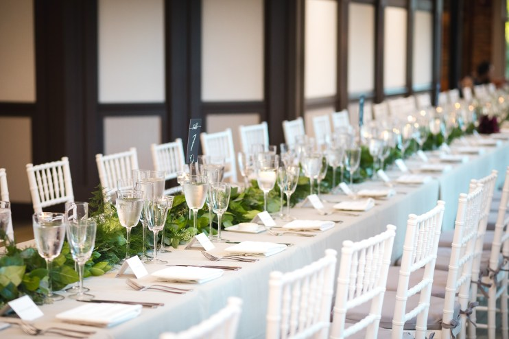 An Intimate September Wedding at The Loft at 600F & The National Portrait Gallery 67