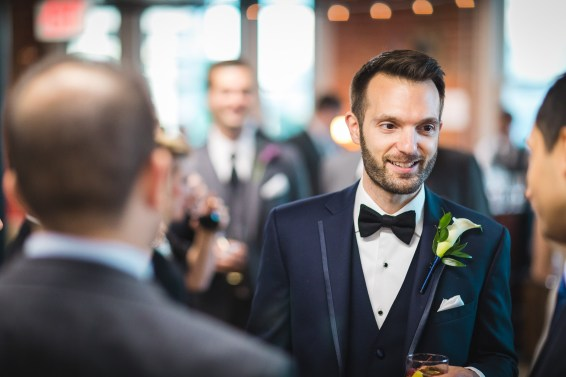 An Intimate September Wedding at The Loft at 600F & The National Portrait Gallery 70