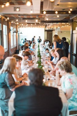 An Intimate September Wedding at The Loft at 600F & The National Portrait Gallery 76
