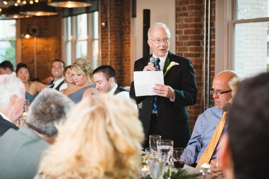 An Intimate September Wedding at The Loft at 600F & The National Portrait Gallery 78