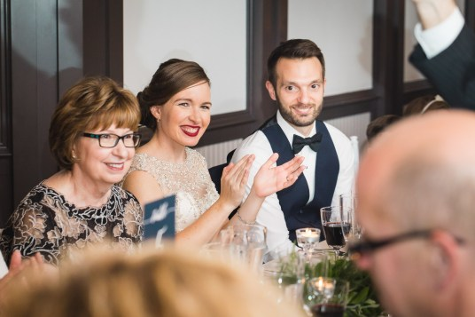 An Intimate September Wedding at The Loft at 600F & The National Portrait Gallery 80
