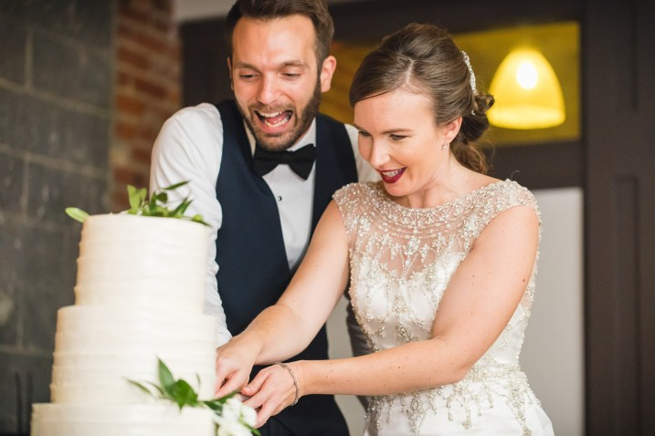 An Intimate September Wedding at The Loft at 600F & The National Portrait Gallery 87