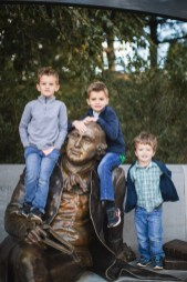 Tidal Basin Family Portraits Ross & Sarah's Family 10