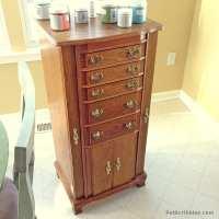 Antique Jewelry Cabinet | Antique Furniture