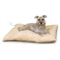 Pet Shop Direct - K&H Thermo-Bed Quilted Large Heated Pet ...