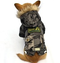 Classic Camouflage Small Dog Coat winter Puppy Clothes ...