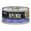 Replenish Chicken & Salmon Entrée in Gravy Cat Can Food