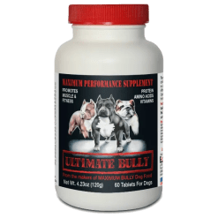 Ultimate Bully Performance Supplements 60 Tablets