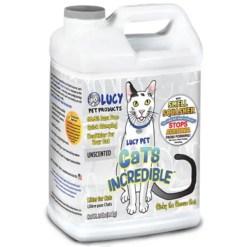 LPP Unscented Cat Litter 20 lb Jug.