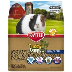 Kaytee Timothy Complete Guinea Pig Food 5lb.