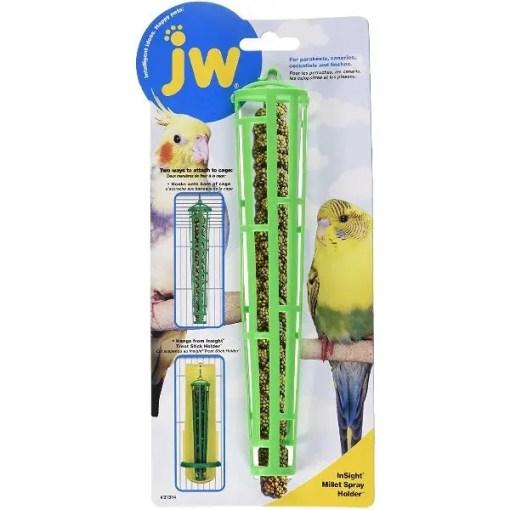 JW Pet InSight Millet Spray Holder.