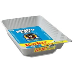 Jonny Cat KatKit Disposable Litter Box Tray.