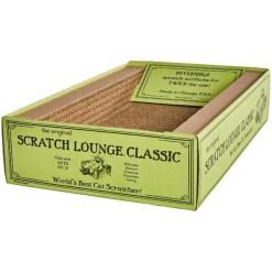 Scratch Lounge The Original Scratch Lounge Cat Toy with Catnip.