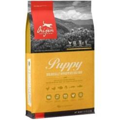 ORIJEN Puppy Dry Dog Food, 25-lb Bag.