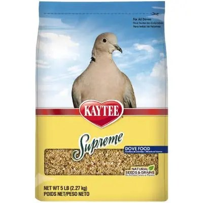 Kaytee Dove Bird Food, 5-lb Bag 400.