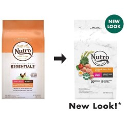 Nutro Wholesome Essentials Small Breed Adult Chicken, Brown Rice & Sweet Potato Recipe Dry Dog Food