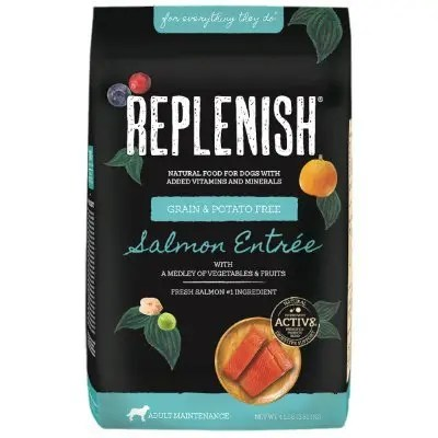 Replenish Activ8 Salmon