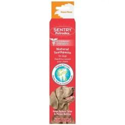 Sentry Petrodex Veterinary Strength Peanut Flavor Dog Toothpaste, 2.5-oz Tube.