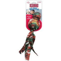 KONG Camo Wubba Dog Toy, Small.